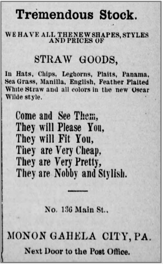 straw-goods