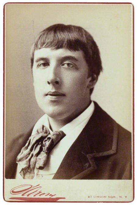 NPG P1133; Oscar Wilde by Napoleon Sarony