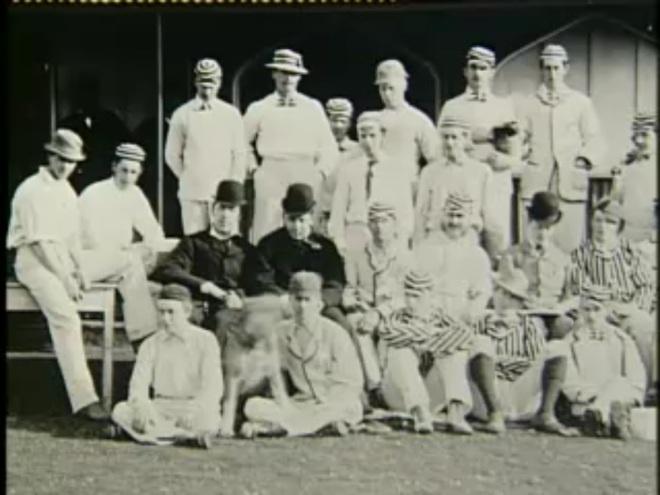 cricket-Oscar Wilde
