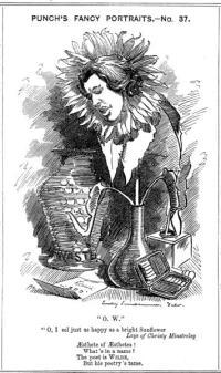 Oscar Wilde Punch