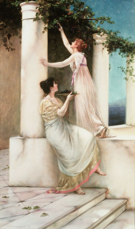 1920px-Francis_Davis_Millet_-_An_Autumn_Idyll,_1892